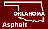Asphalt Paving Oklahoma Logo